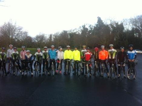 belpark training camp feb14